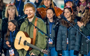 Ed Sheeran: Z novim albumom podira vse rekorde