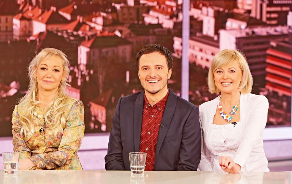 Že šesta televizijska poroka! (foto: Janez Kotar)