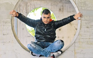 Omar Naber: Nikoli nisem bil nasilen, nasprotno!