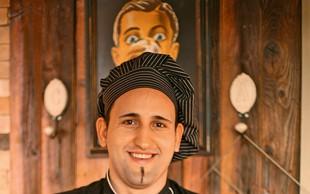 Almir Begič: Zdaj kuha v Kobilarni Lipica