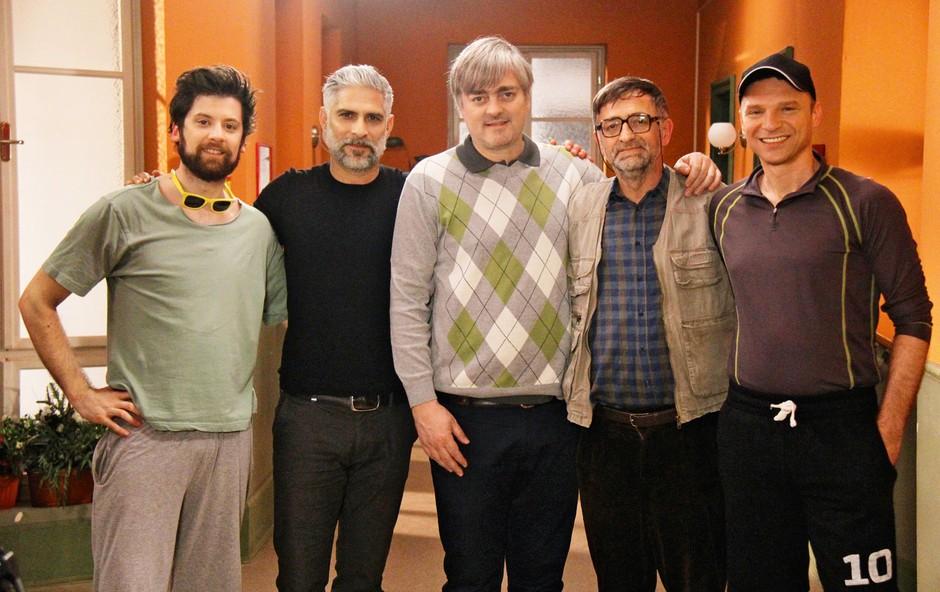 Nadaljevanka Novi sosedje: Zvrhana mera komičnih zapletov (foto: PTV)