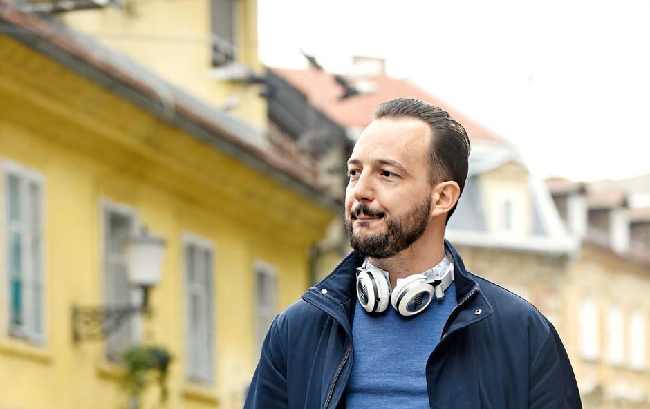 Raper Zlatan Čordić Zlatko je čertič postal očka! (foto: Igor Zaplatil)