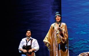 Operni spektakel Julij Cezar v Egiptu z inovativno izvedbo na odru Cankarjevega doma