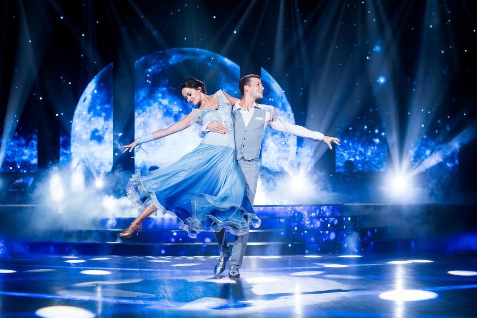 Naj spomnimo: vse to se je dogajalo na prvi oddaji Zvezde plešejo! (foto: Pop tv)