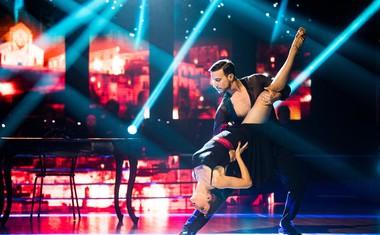 Naj spomnimo: vse to se je dogajalo na prvi oddaji Zvezde plešejo!