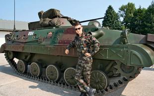 Damjan Murko pravi: Vsi v vojsko!