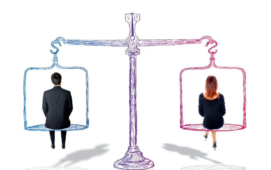 Moška in ženska enakopravnost: Kdaj se bo slišal ženski glas? (foto: Shutterstock)
