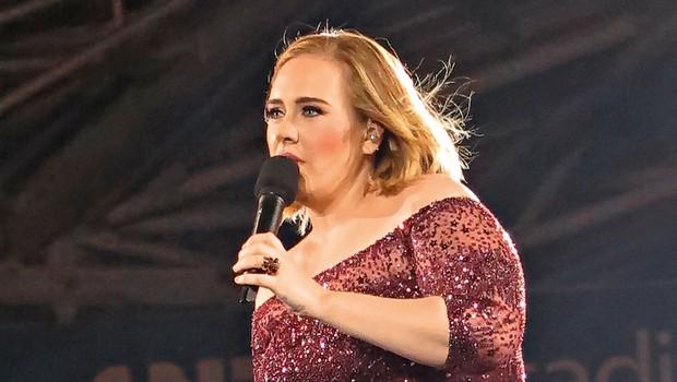 Je Adele res noseča? (foto: Profimedia)