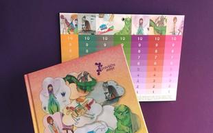 Izšla je slikanica 7 ujetih junakov, ki otroke čustveno opismenjuje!