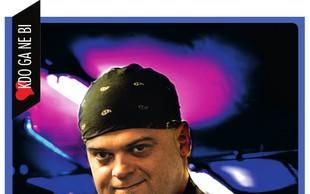 Dadi Daz v Novini rubriki iz leta 2008 Kdo ga ne bi!