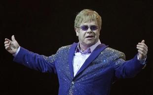 Glasbenik Elton John praznuje 70 let