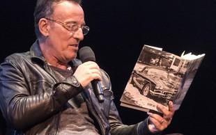 6 dejstev, ki jih o legendarnem rokerju razkriva izjemna avtobiografija Bruca Springsteena!