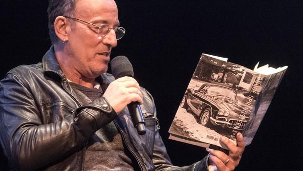 6 dejstev, ki jih o legendarnem rokerju razkriva izjemna avtobiografija Bruca Springsteena! (foto: profimedia)