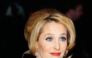 Gillian Anderson je imela hude psihične težave
