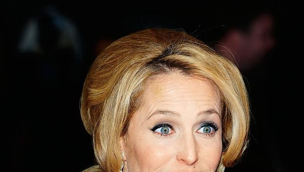 Gillian Anderson je imela hude psihične težave (foto: Profimedia)