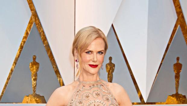 Nicole Kidman presenetila z zabuhlim obrazom (foto: Profimedia)