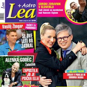 V novi Lei: Nika Urbas in Matjaž Ambrožič - romantika in deloholika