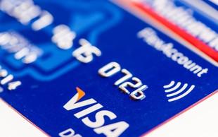 Brezstične kartice: Ene navdušuje preprosto plačevanje, druge skrbijo zlorabe!