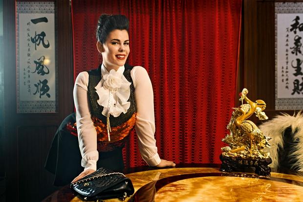 Ana Maria Mitić: Ženska izven okvirja (foto: Urša Premik)