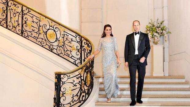 Kate in William 'pobegnila' v romantičen Pariz (foto: Profimedia)