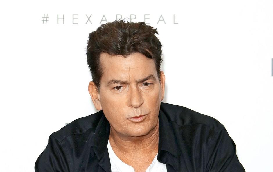 Charlie Sheen: Ni edini zvezdnik  z virusom HIV (foto: Profimedia)