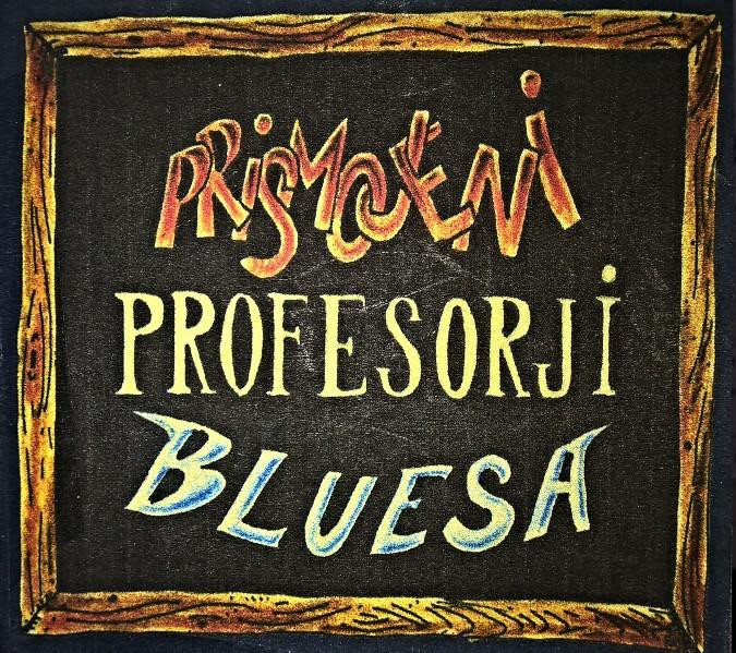 Prismojeni profesorji bluesa predstavljo singel s prihajajočega albuma Deep Cuts! (foto: Prismojeni profesorji bluesa)