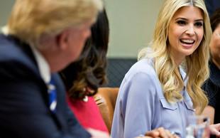 """Ivanka Trump: """"Ko se z očetom ne strinjam, mu to odkrito povem!"""""""