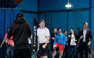 8. Zlati lopar - nočni managerski teniški turnir dvojic