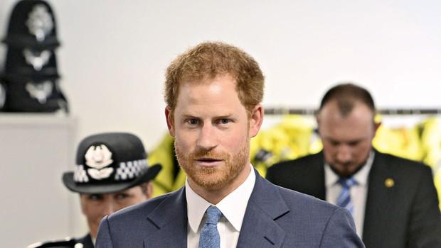 Princ Harry in njegova izbranka bosta zaživela pod isto streho (foto: Profimedia)