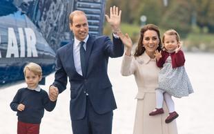Tudi za Kate Middleton je materinstvo velik izziv