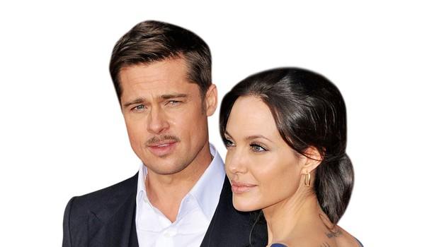 Brad  in Angelina: Se bosta  nekdanja  zakonca pobotala? (foto: Profimedia)