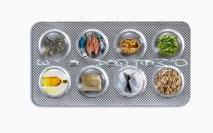 ZPS test prehranskih dopolnil z maščobnimi kislinami omega 3 ne kaže zavajanj glede vsebnosti!