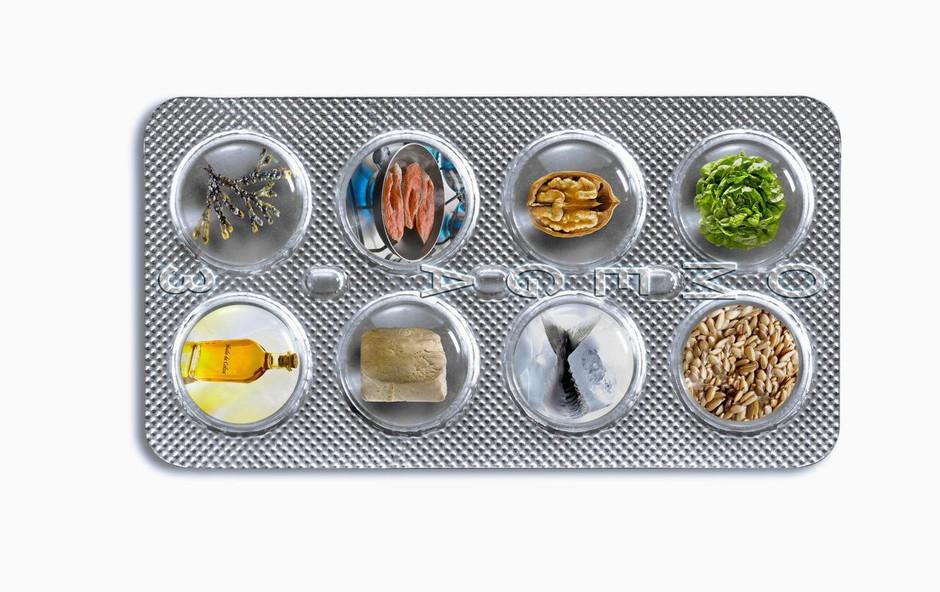 ZPS test prehranskih dopolnil z maščobnimi kislinami omega 3 ne kaže zavajanj glede vsebnosti! (foto: profimedia)