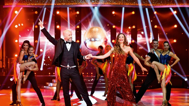 Zvezde plešejo: Poles ne razmišlja o favoritih (foto: Miro Majcen)
