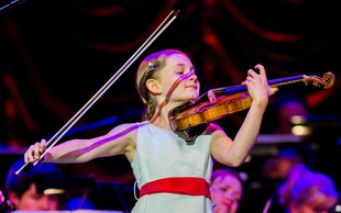 V Dunajski državni operi kompozicija čudežne 12-letnice