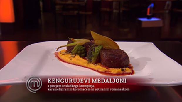 """MasterChef Slovenija: """"Zakaj bi morali jesti kri?"""" (foto: POP TV)"""