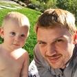 Nick Carter: Sin njegovemu življenju daje smisel