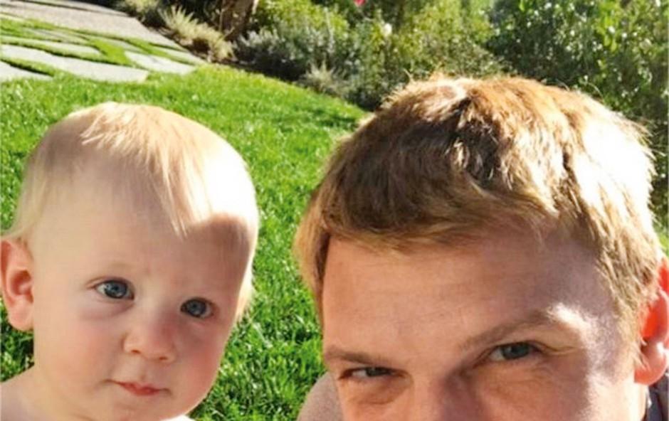 Nick Carter: Sin njegovemu življenju daje smisel (foto: Profimedia)