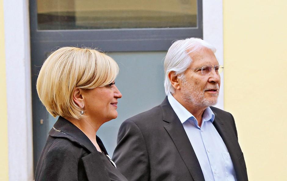 Ksenija Benedetti & Boris Cavazza: Zaljubljeno po mestu (foto: arhiv Lea)