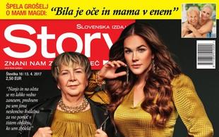 Nova Story: Mama Daška je Rebeki Dremelj največja opora
