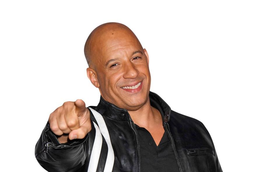 Vin Diesel: Igranje ga je od nekdaj privlačilo (foto: profimedia)