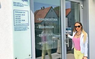 Za Tamaro Sobotič je uspešno povečanje prsi!