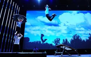 Dunking Devils postali obrazi nove TV serije Fly Guys!