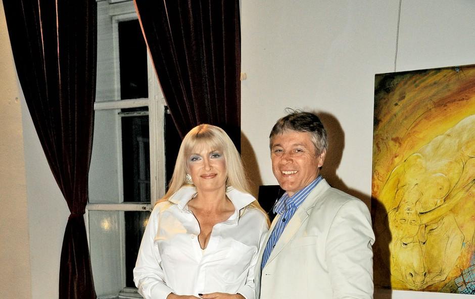 Helena Blagne: Glamurozna poroka, grda ločitev (foto: Sašo Radej)