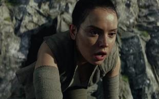 Napovednik za novi film Vojne zvezd v enem dnevu s 15 milijoni ogledov