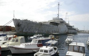 Nekdanjega Titovega Galeba bodo v Reki restavrirali z denarjem EU