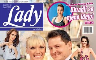 Luka in Aleksandra Jezeršek za Lady o svoji sanjski poroki!