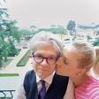 Nika Urbas in Matjaž Ambrožič: Obisk v njeni službi