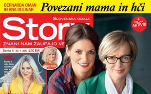 Nova Story: Osebno - Ana Dolinar in Bernarda Oman