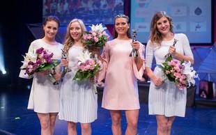 Atletinja Manca Šepetavc je miss športa Slovenije 2017